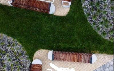 Jak przygotować ogród nalato?